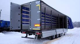 Сдвижные конструкции для грузовиков