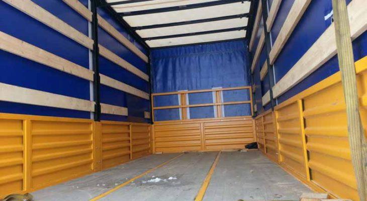 Каркас для грузового автомобиля