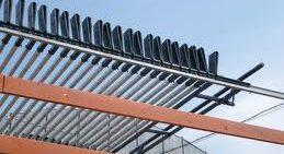 Сдвижная крыша для фуры